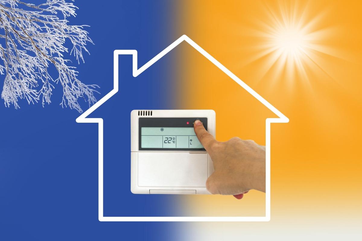 Nos chauffagistes interviennent pour l'entretien de climatisation réversible Daikin à Montpellier