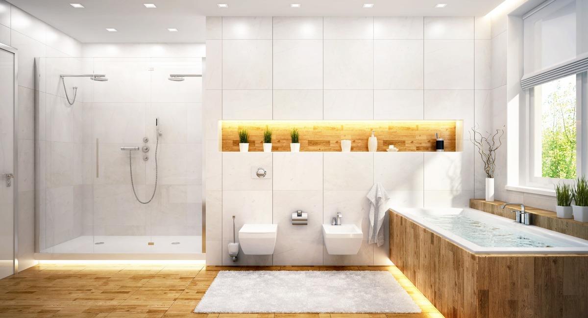 Création et rénovation de salle de bain: notre expertise